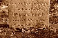 Gravestone Details