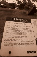 Grytviken Plaque