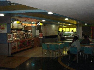Olympia foodcourt