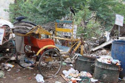 No more rickshaw