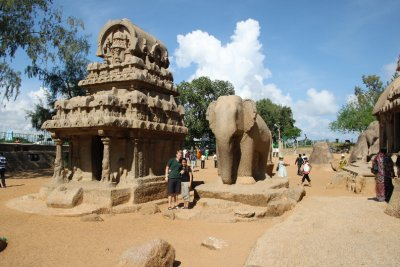 Temple people