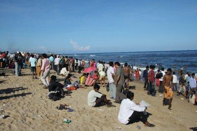 La playa Hindú