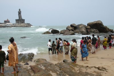 Feeling the Bay of Bengal