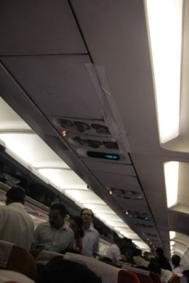 Quality of Air India