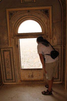 Vista desde el Nahargarh Fort (El Fuerte del Tigre)