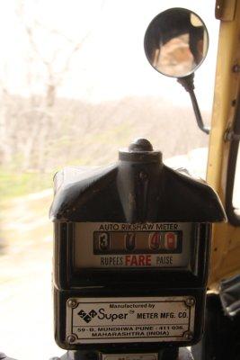 Rikshaw meter