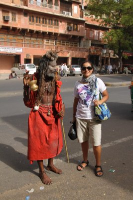 Guru meets musa