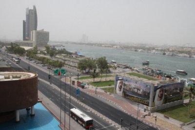 Vista del hotel