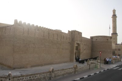 El fuerte de Dubai