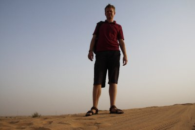 Toffy de desierto