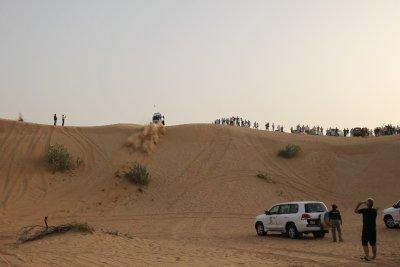 Safari de desierto en jeep