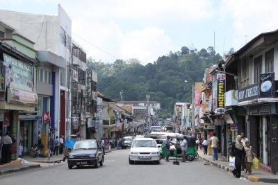 Ciudad de Kandy
