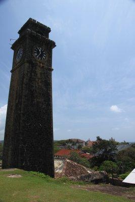 Torre del fuerte de Galle