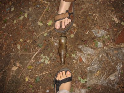 coke feet
