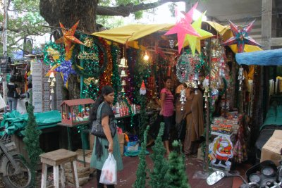 Christmas feeling in Chennai