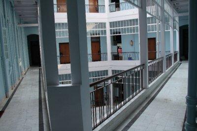 prison hotel?!