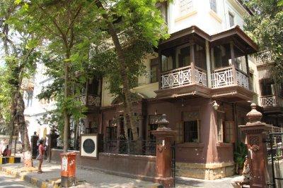 Mahatma Gandhi´s house