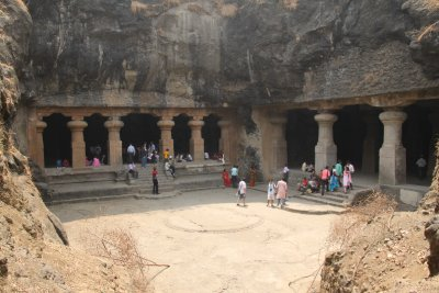 the great Shiva caves