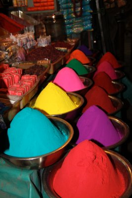 The color of the market