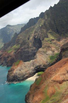 Na pali coast (in james bond movie)