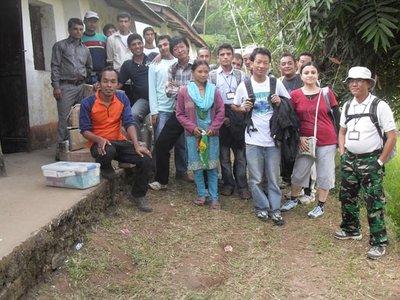 Siddhithumka and Sangrumba Camp