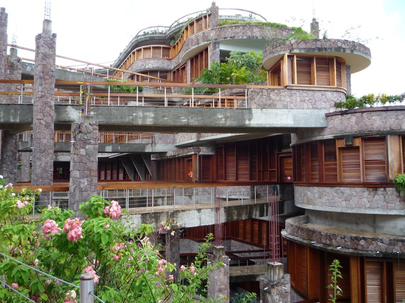 Jade Mountain Suites