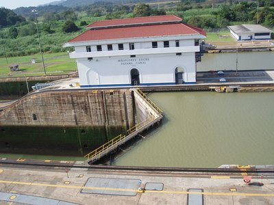 Panama kanalen