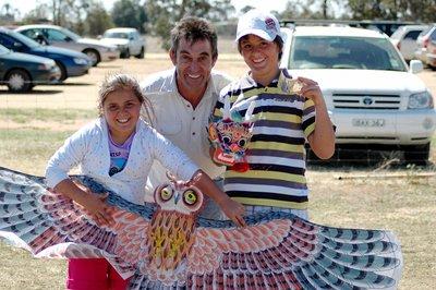 Deniliquin kite festival