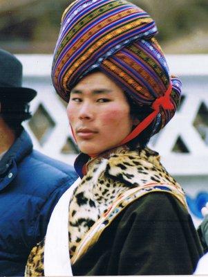 Sichuan Man