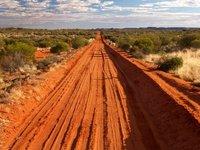 Fink track South Australia