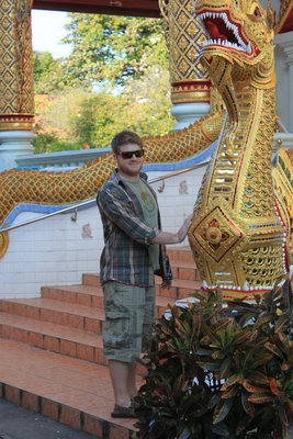 andrew and dragon, chiang mai