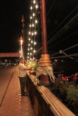 Sukhothai bridge