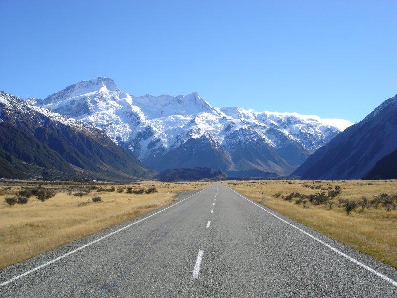 Aoraki, Mount Cook