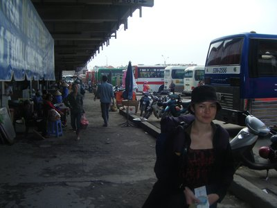 Mien Tay Bus Station