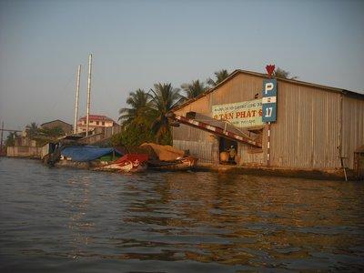 Warehouse, Mekong, Can Tho