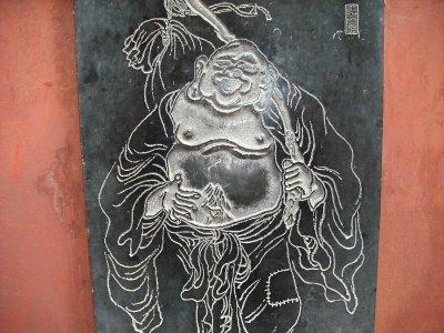 Laughing Buddha, Bamboo Temple, Kunming