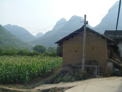 Farmstead, Yangshuo