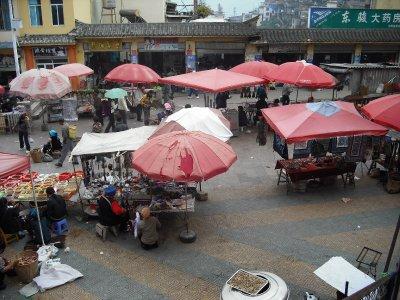 Market street, Xinjie