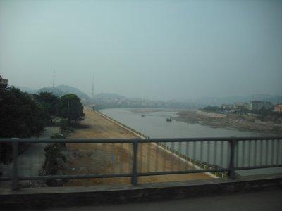 Hekou/Lao Cai border post