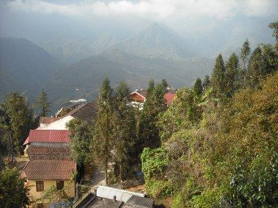 Mountain view, Sa Pa