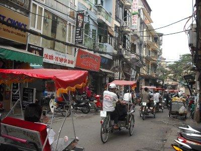 Cyclos, Hanoi