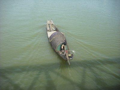 From Trang Tien Bridge, central Hue