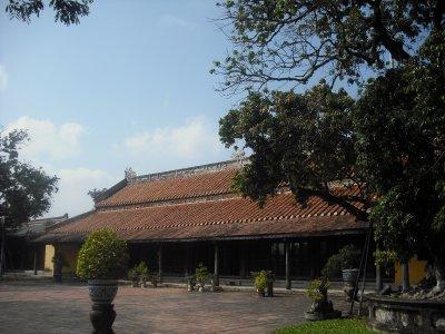 Dien Tho Residence, Imperial Enclosure
