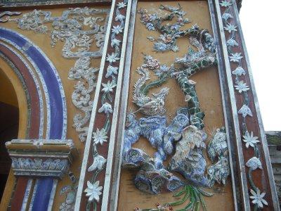 Detail, Imperial Enclosure