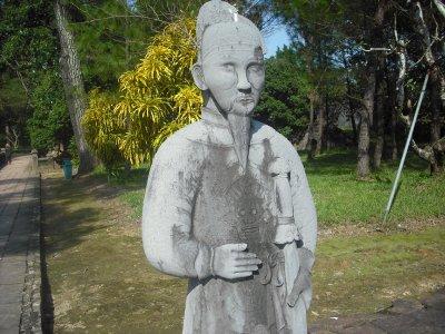 Mandarin, Tomb of Minh Mang
