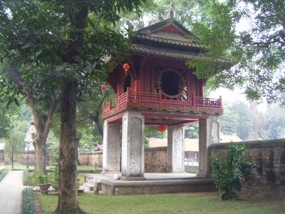 Khue Van Pavilion, Temple of Literature, Hanoi