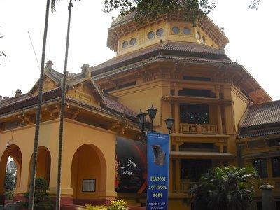 History Museum, Hanoi