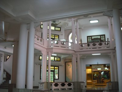 Inside the Hanoi History Museum