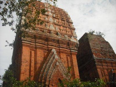 Thap Doi Cham Towers