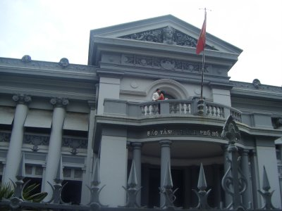 Ho Chi Minh City Museum